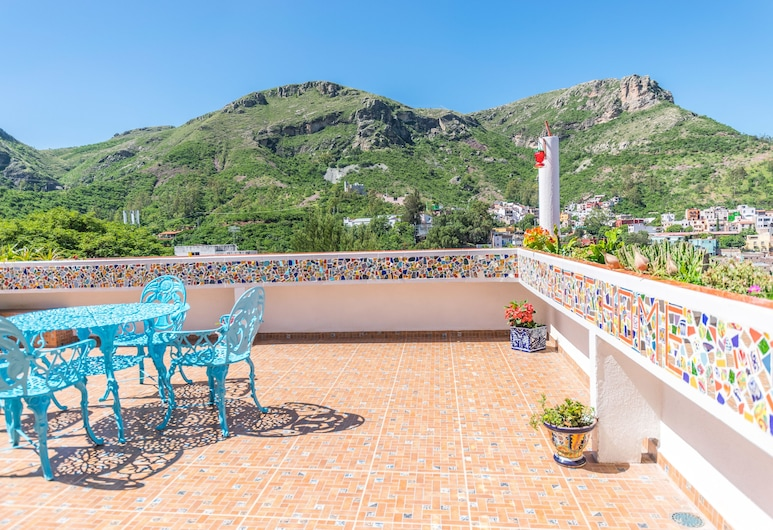Maggic Home Panoramica, Guanajuato, Terraza o patio