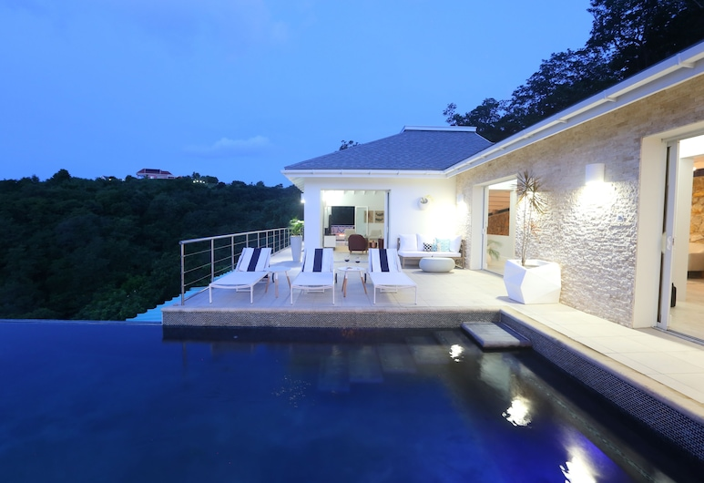Xhale Luxury Villa, Gros Islet, Outdoor Pool