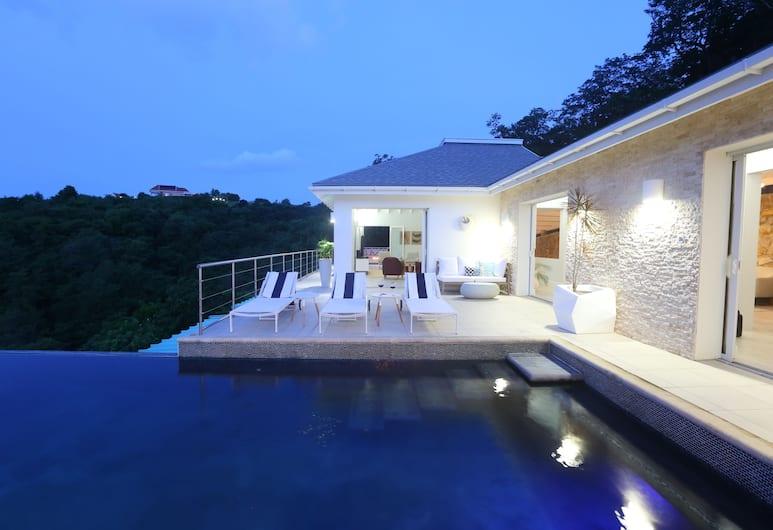 Xhale Luxury Villa, Gros Islet, Outdoor Pool