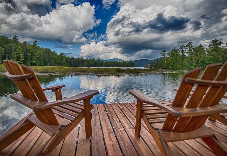Placid Bay Inn, Lake Placid, Dock