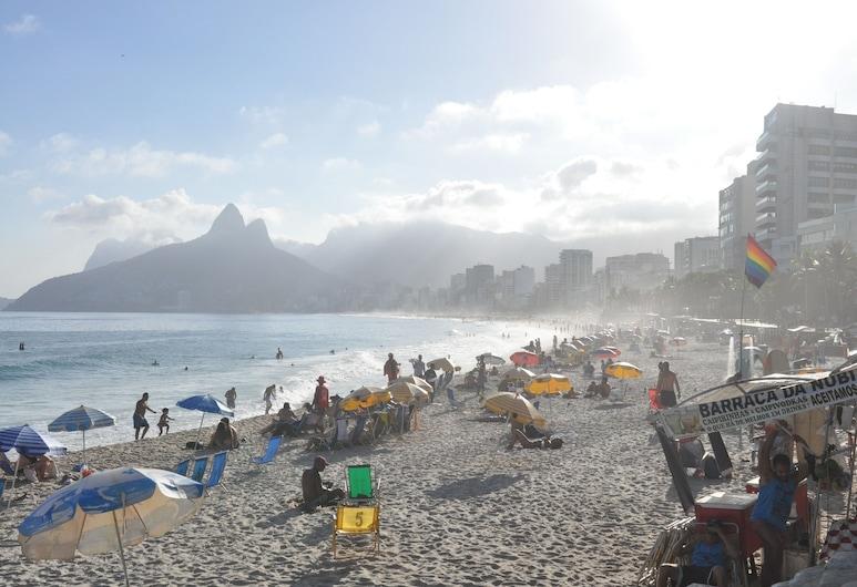 Mango Tree Ipanema - Hostel, Rio de Janeiro, Beach