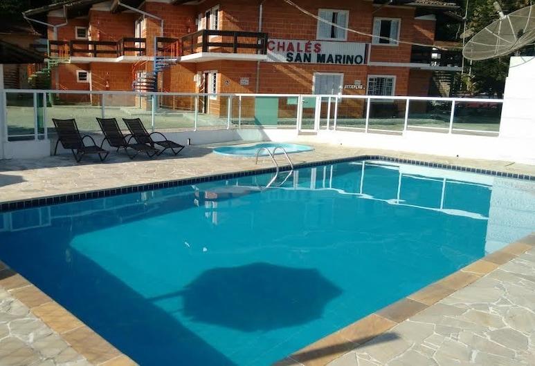 Chalés San Marino, Ubatuba, Outdoor Pool