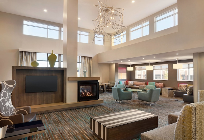 Residence Inn by Marriott Winston-Salem Hanes Mall, Winston-Salem, Lobby