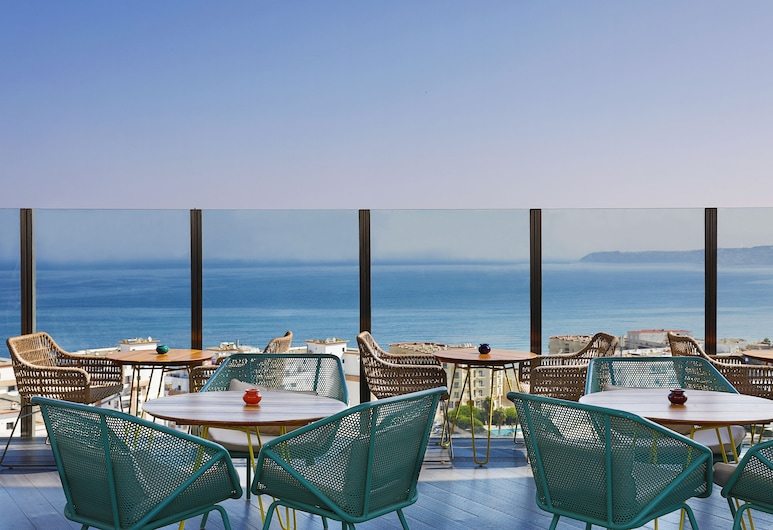 Hilton Tanger City Center Hotel & Residences, Tanžera, Piebaseina bārs