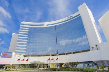 Mynd af Hilton Tanger City Center Hotel & Residences í Tangier