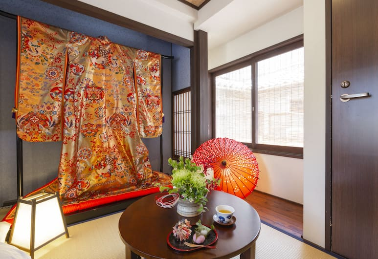 祇園ゲストハウス ゆるり, 京都市, エコノミー2名和室, 客室