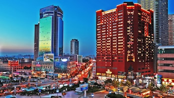Bild vom Grand Continent International Hotel in Dalian