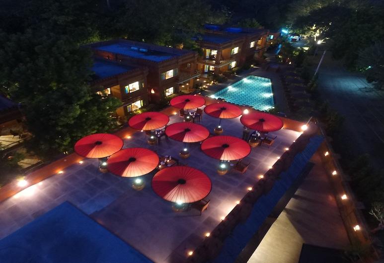 Ananta Bagan Hotel, Nyaung-U, Indoor Pool