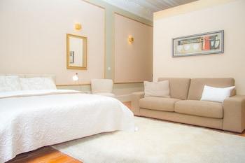 波多住在波爾圖藝術之心開放式公寓酒店的圖片