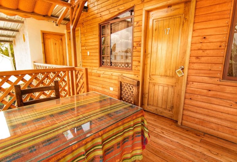 Hotel Alpachaca, Tababela, Terrass