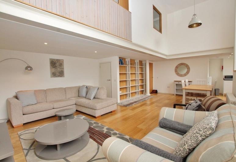 Destiny Scotland - Broughton St Lofts, Edinburgh, Appartement, 2 slaapkamers, Woonruimte