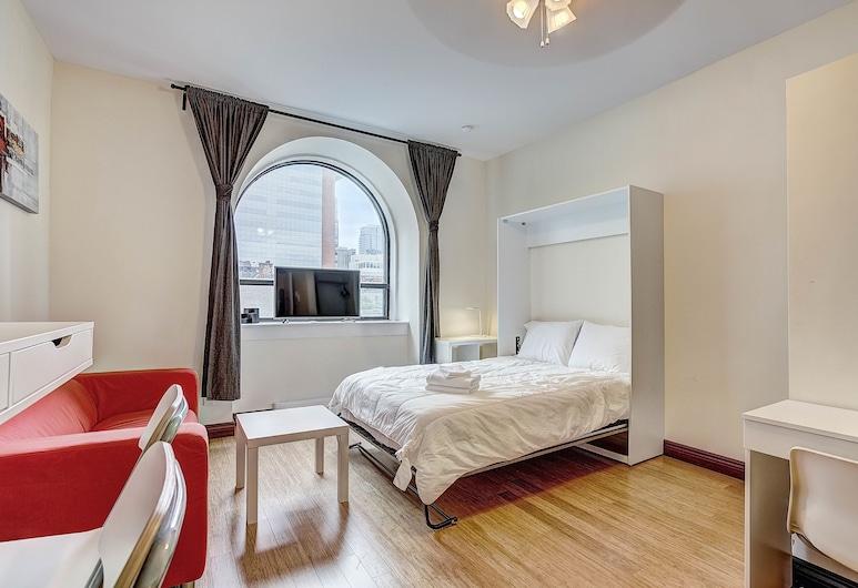 ديستينيشن ستايز مونتريال داون تاون, مونتريال, شقة إستديو حصرية - سرير مزدوج (#303), الغرفة