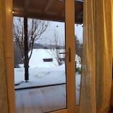 דירה, חדר רחצה פרטי, נוף לגן - חדר