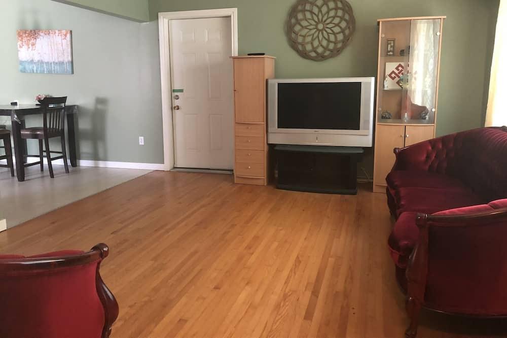 Pokój Deluxe, Łóżko queen, dla niepalących - Powierzchnia mieszkalna