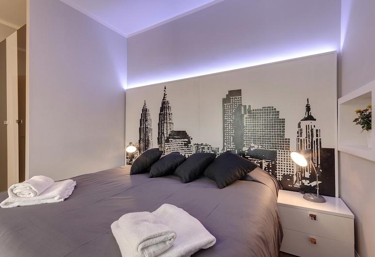 Dolce Vita Suites, Florence, Studio, 1 tweepersoonsbed of 2 eenpersoonsbedden (3rd floor, stair access only), Kamer