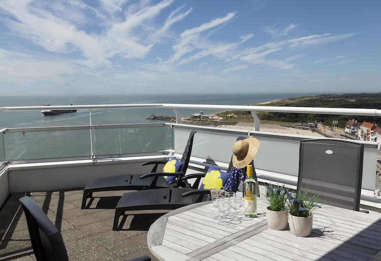 Strandappartementen De Gulden Stroom, Vlissingen, Penthouse, 3 Bedrooms, Sea View, Terrace/Patio