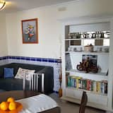 Comfort Apartment, 1 Bedroom, Terrace (2-4) - Living Area