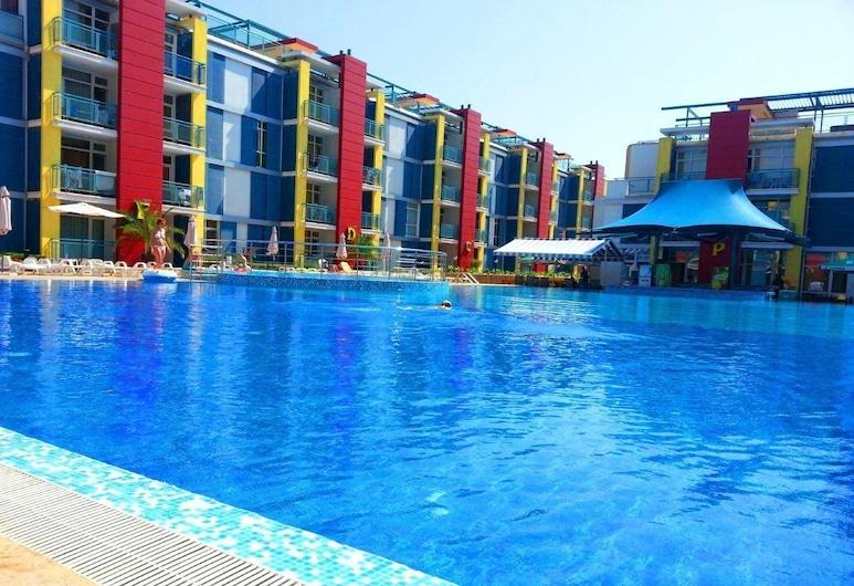 Menada Elit IV Apartments, Sunny Beach