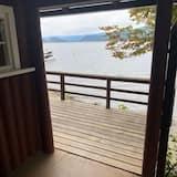基本小屋, 2 間臥室 - 水岸景