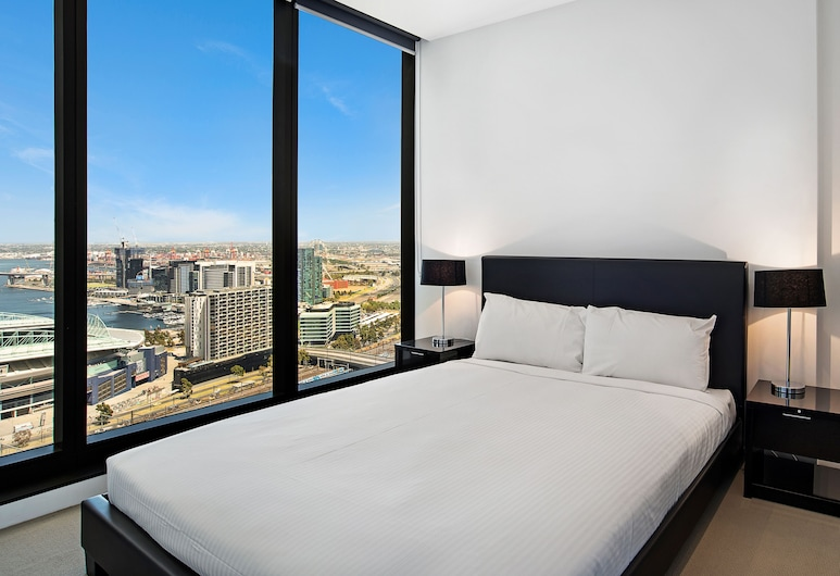 IFSuites (IFSTAYS) Upper West Side Apartment, Melbourne, Standard One Bedroom Apartment, Room