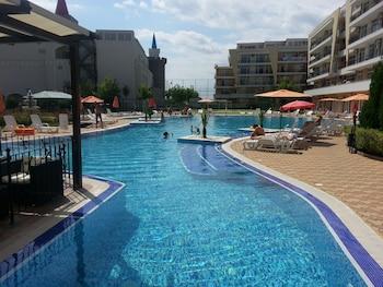 Fotografia do Menada Grand Kamelia Apartments em Sunny Beach