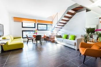 Billede af Cosmo Apartments Sants i Barcelona