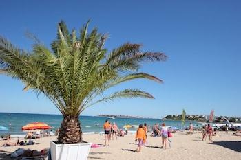 Mynd af Menada Forum Apartments í Sunny Beach