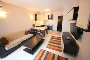 索佐波爾梅納達霍里桑特公寓飯店的相片