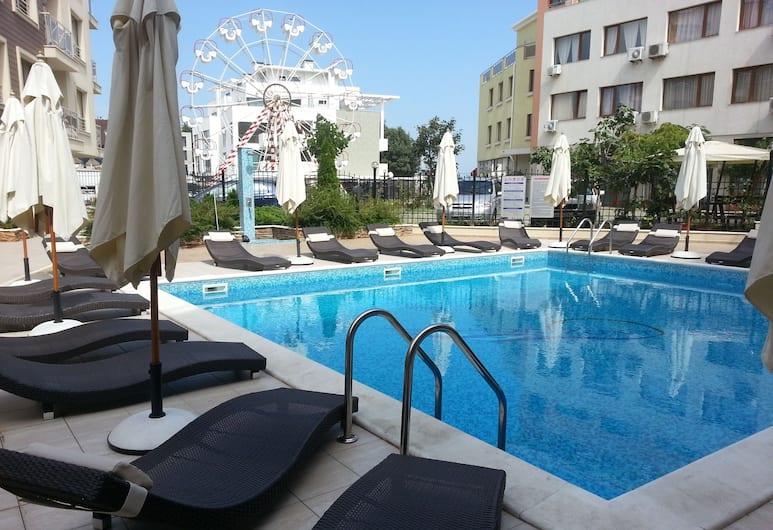 Menada Horyzont Apartments, Sozopol