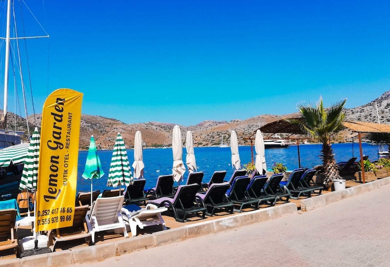 Lemon Garden Boutique Hotel, Marmaris