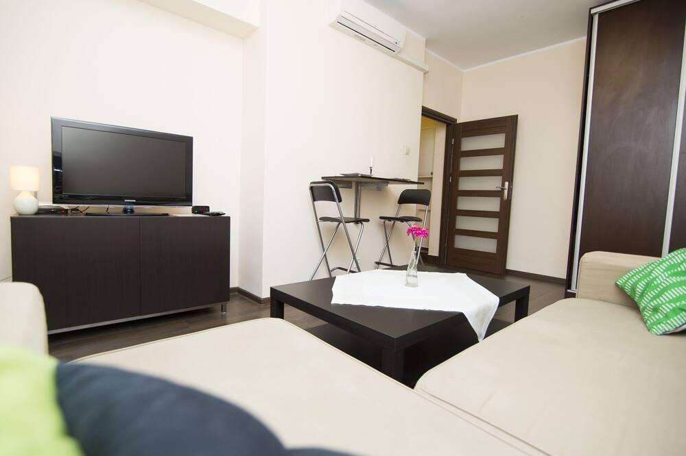 Σουίτα, 1 Υπνοδωμάτιο - Καθιστικό