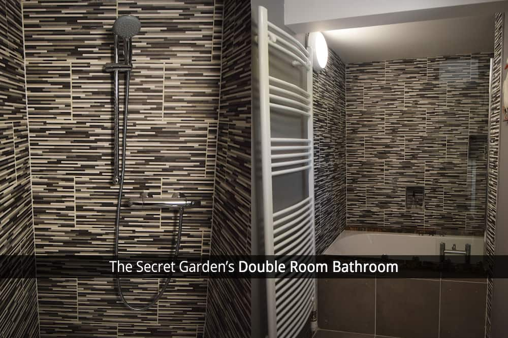 豪華平房, 無障礙, 私人浴室 (Secret Garden Annex) - 浴室