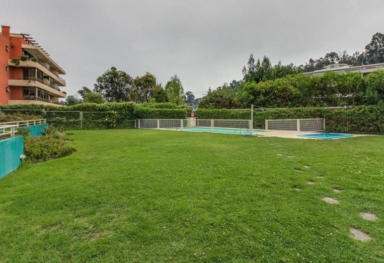 Renaca Getaway, Vina del Mar, Appartement, 2 slaapkamers, Terrein van accommodatie