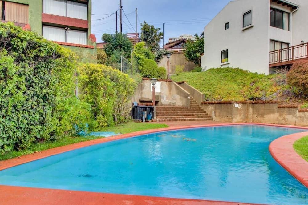 Apartamento, 1 Quarto - Piscina Exterior