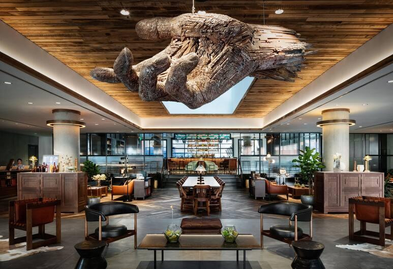 戴里區專家飯店, 丹佛, 大廳休息區