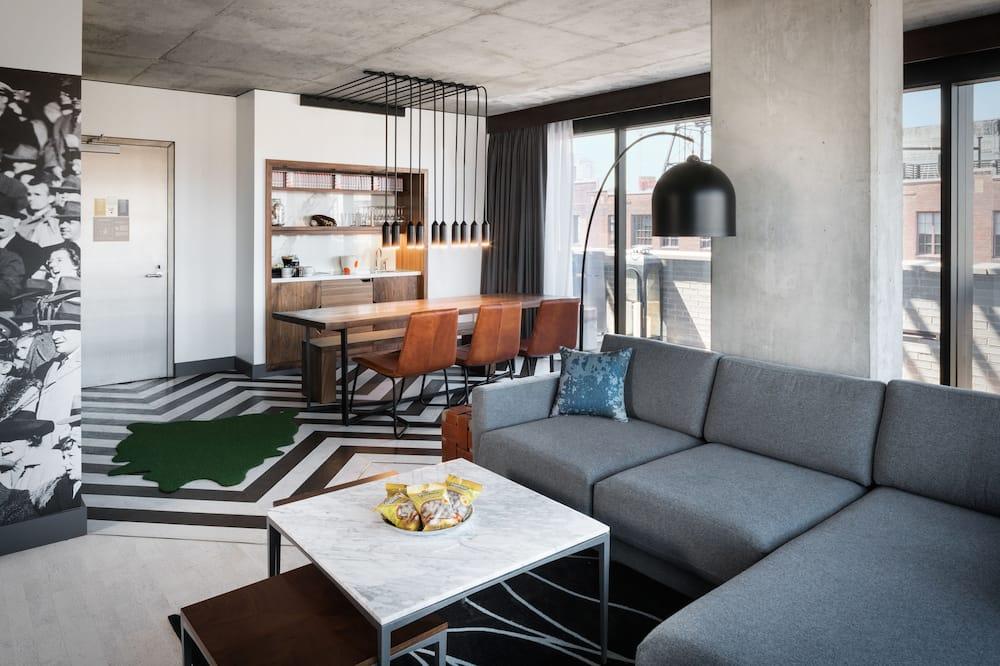 Suite (Diamond) - Sala de estar