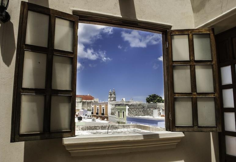Hotel Maya Campeche, Campeche, Vista dalla camera
