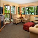 Premier Condo, 1 Bedroom - Living Area