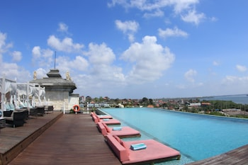 Nuotrauka: The Crystal Luxury Bay Resort Nusa Dua, Nusa Dua