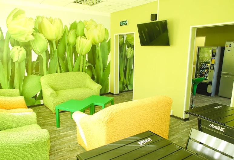 Hostel Zakhodi na Paveletskoy, Moscow, Lobby Sitting Area