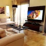 Villa, piecas guļamistabas - Dzīvojamā istaba