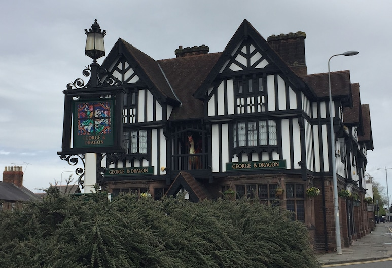 George & Dragon, Chester