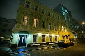Moskwa — zdjęcie hotelu Hanzer Hotel