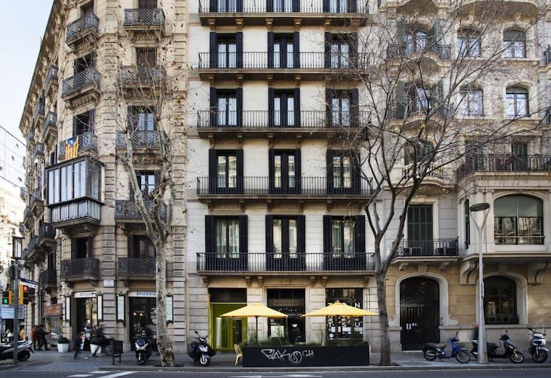 Cosmo Apartments Passeig de Gràcia, Barcelona, Veranda