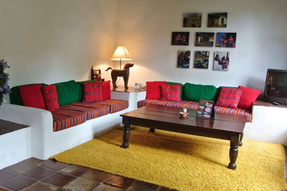 Townhome för familj - Vardagsrum