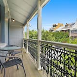 Апартаменти, 2 спальні (Vista) - Балкон