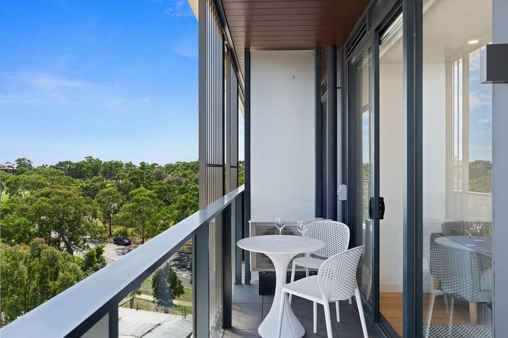 Two Bedroom One Bathroom Select Apartment - Balcony
