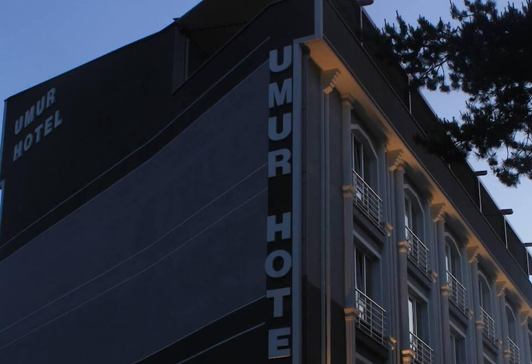 Umur Hotel, Daday, Hotel Front