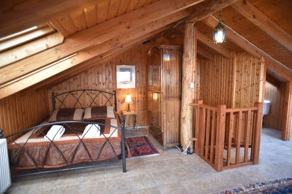 Villa familiar, Varias camas, vista a la montaña - Habitación