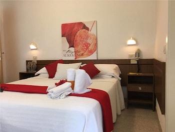Selline näeb välja Hotel Villa Lina, Riccione